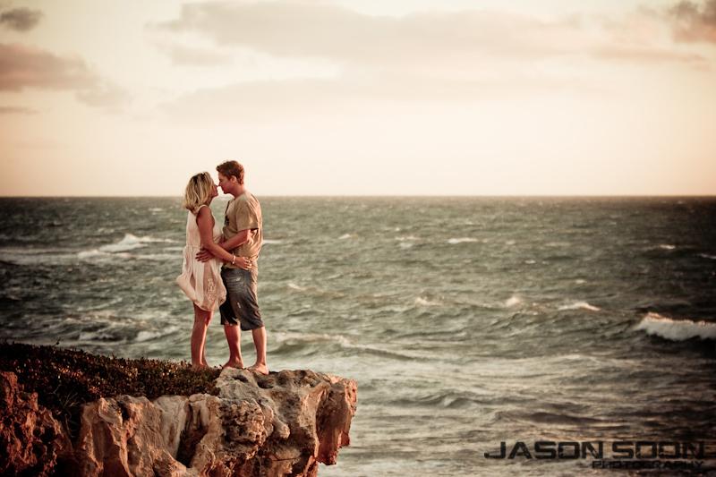 Petra and Tom, Burns Beach, Iluka, Perth, Jason Soon Photography