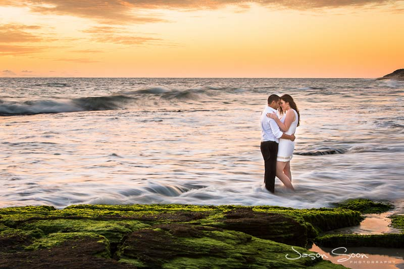 Post image for Engagement Photographer Perth | Kate and Mark