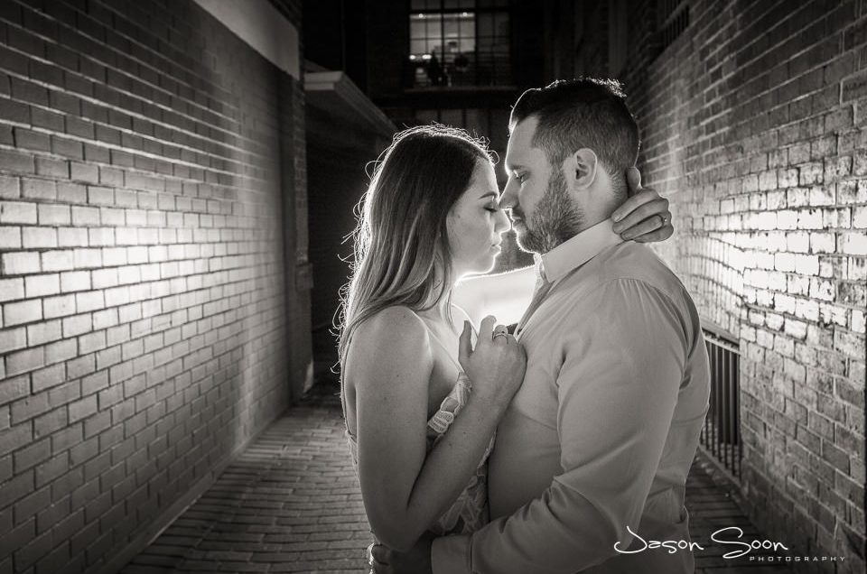 Pre-Wedding Shoot in Wolfe Lane, Perth