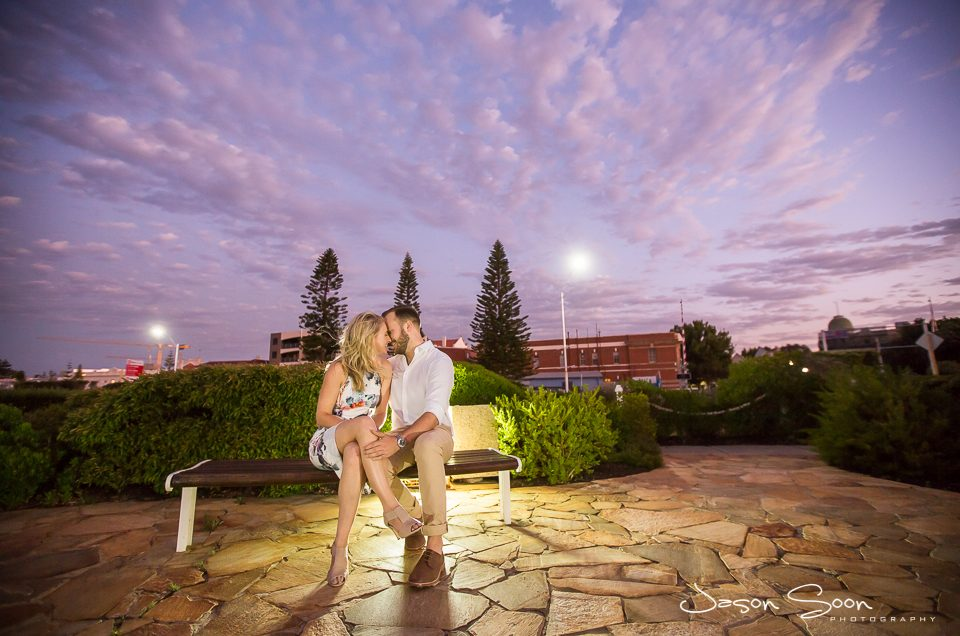 Engagement Photography Fremantle