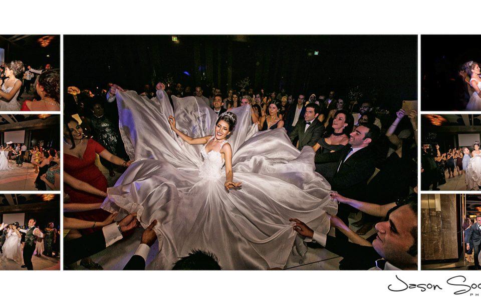 Shima and Pedram's Exquisite Persian Wedding