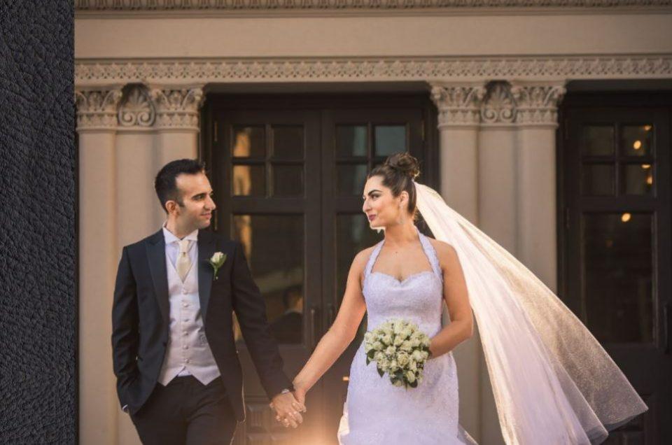 A NYE Ceremony & Celebration: Inger Weds Danny
