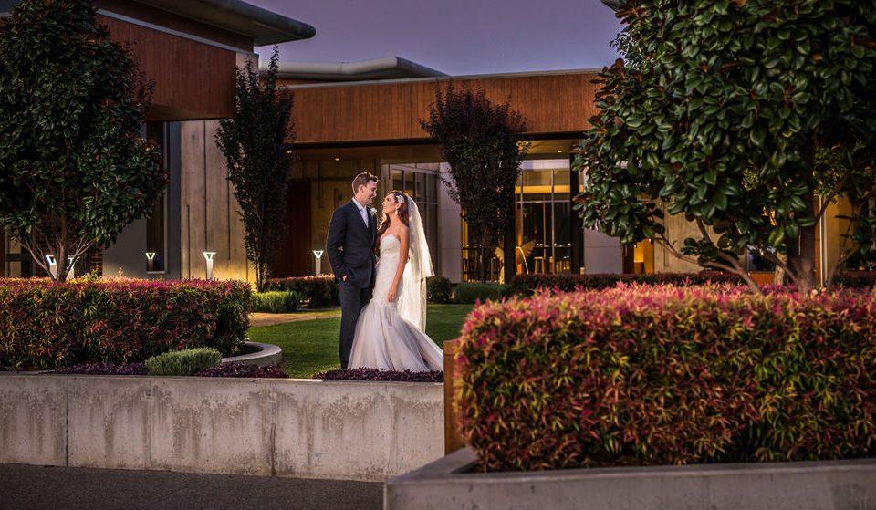 A Mandoon Estate Wedding For Rachel & Brad
