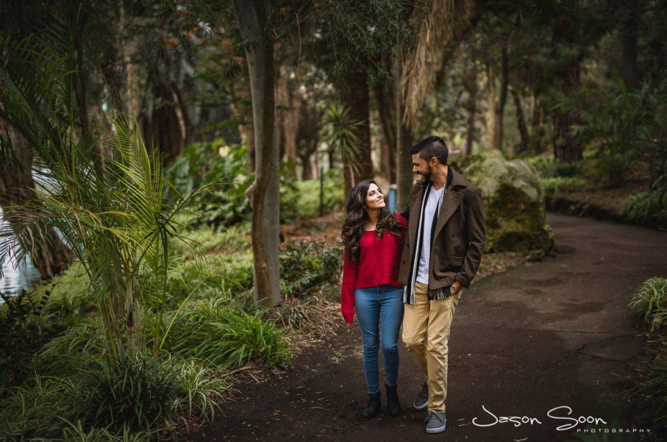 The Love Story of Japleen & Sandeep