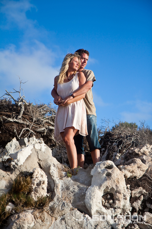 Petra and Tom, Burns Beach, Iluka, Perth, Jason Soon Photography