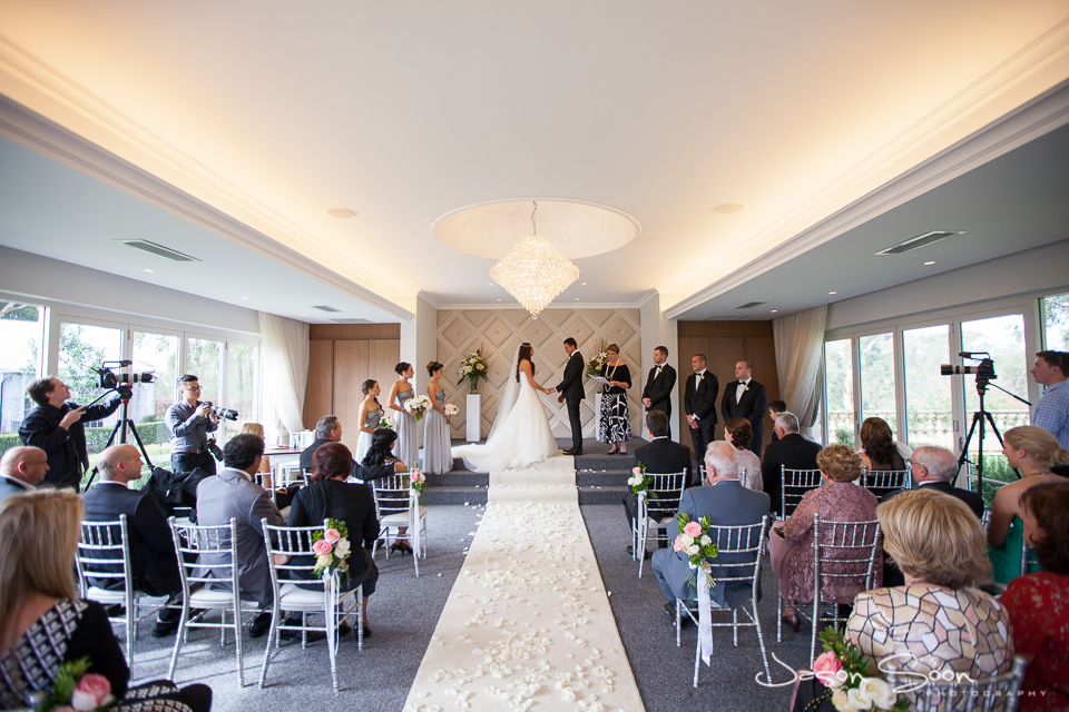 caversham garden house ceremony
