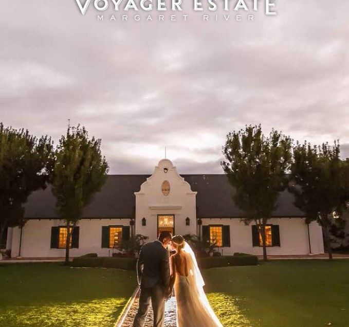 Published in Voyager Estate Weddings | Margaret River Wedding Photographer