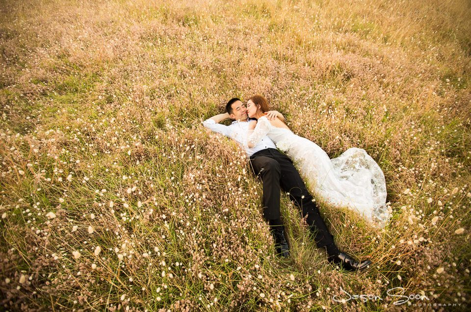 The Field of Dreams: Capturing Hayley & Denny's Engagement Shoot