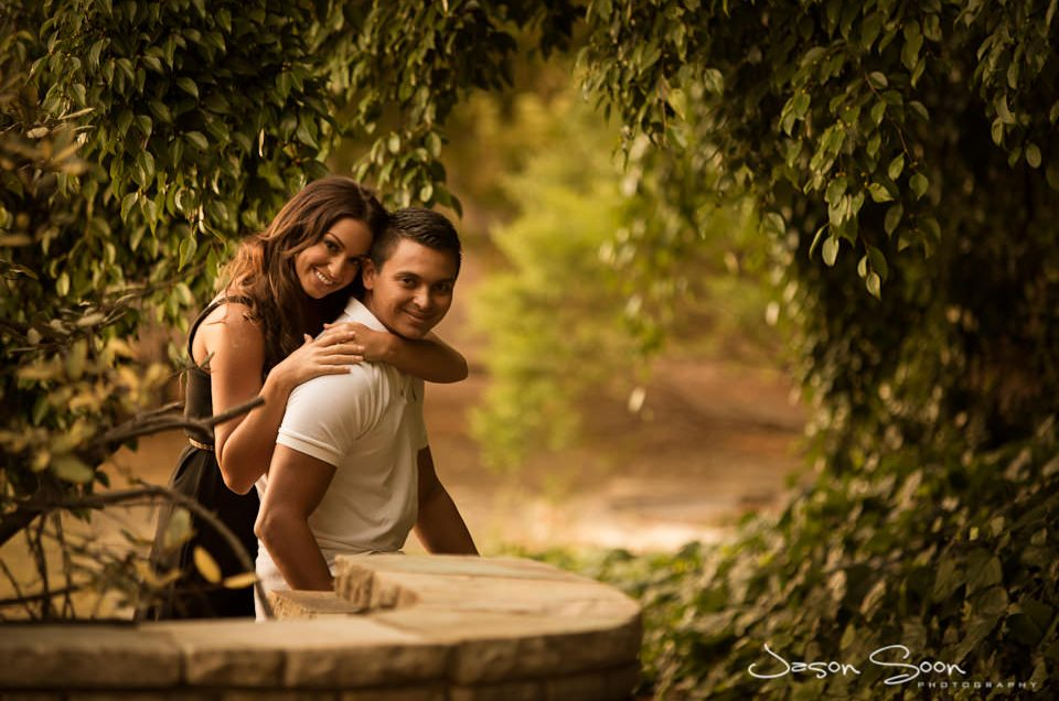 A Sultry Pre-Wedding Shoot With Bree & Dan