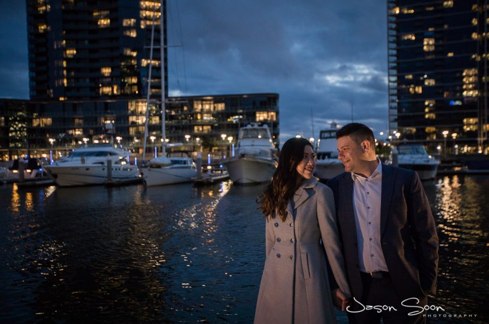Janny & Adam | Melbourne Adventures for an Engagement Shoot