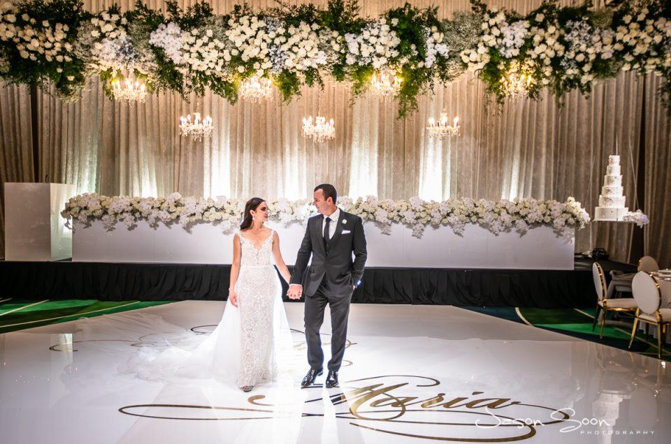 Pure Opulence – Maria Weds Rob
