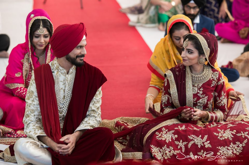 A Beautiful Sikh Wedding – Japleen Weds Sandeep Part 1