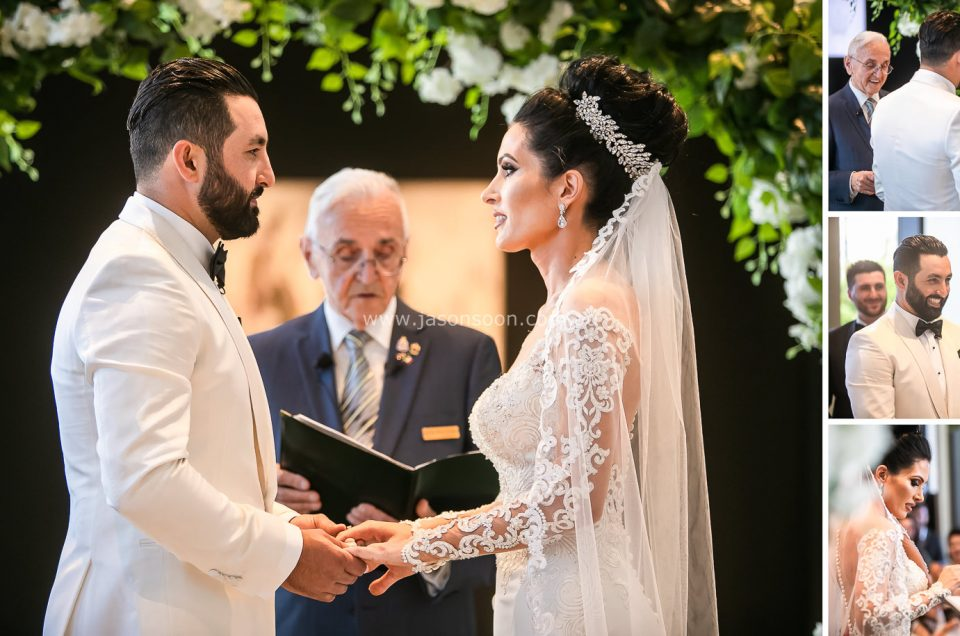 A Persian Wedding Like No Other: Francesca weds Shahin