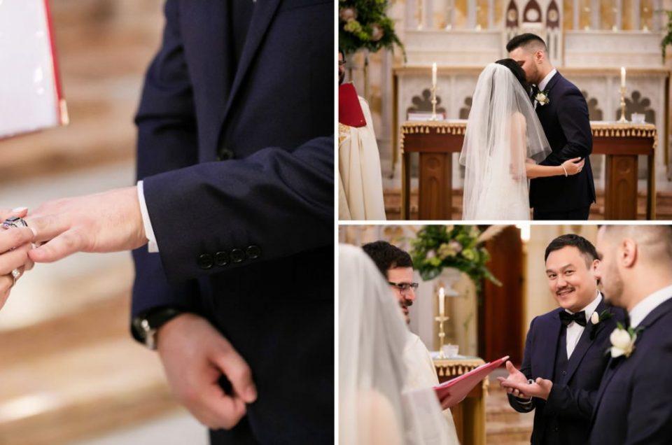 A Luxurious Perth Wedding: Lanh Weds Adam