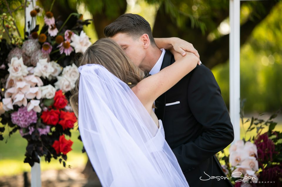 One for the Books Indeed: Deone Weds Alex