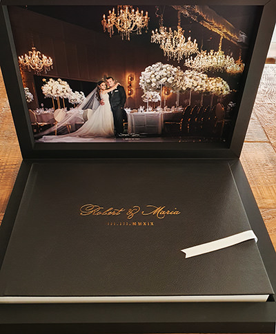 wedding album perth